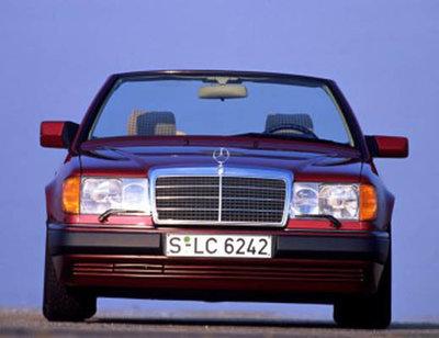 MERCEDES-BENZ E-Klasse (124) 1984–1997