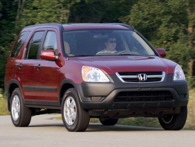 HONDA CR-V (RD5) 2001-2006