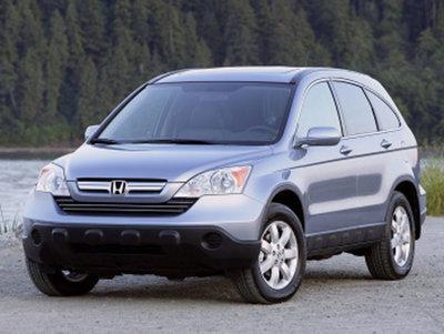 HONDA CR-V (RE) 2006–2011