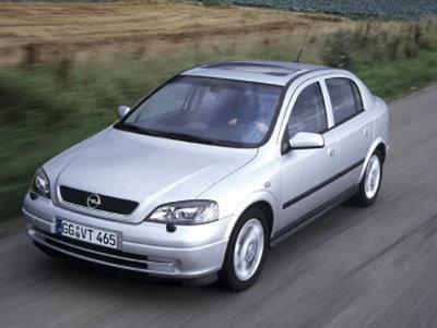 OPEL Astra G 1998-2004