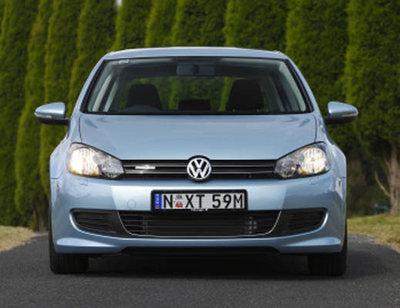 VOLKSWAGEN Golf VI (5K) 2008-2012