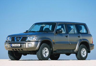 NISSAN Patrol (Y61)1997-2010