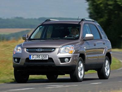 KIA Sportage II (KM) 2005-2010