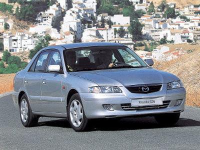 MAZDA  626 (GF) 1997–2005