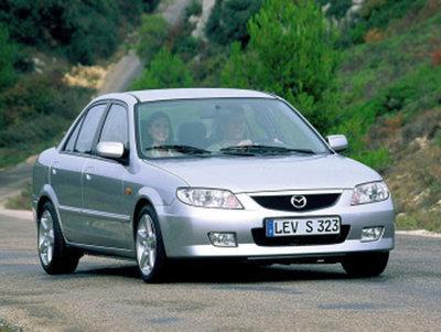 MAZDA 323 (BJ) 1998–2003