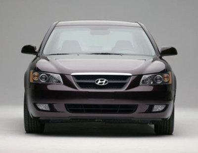 HYUNDAI Sonata (NF) 2005-2010