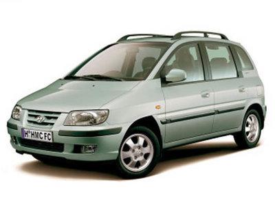 HYUNDAI Matrix (FC) 2001-