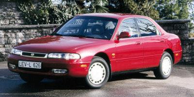 MAZDA 626 (GE) 1992–1997