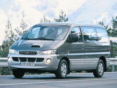 HYUNDAI Starex / H-1 (A1) 1997-2007