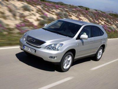 LEXUS RX300, RX330, RX350, RX400h 2003-2009