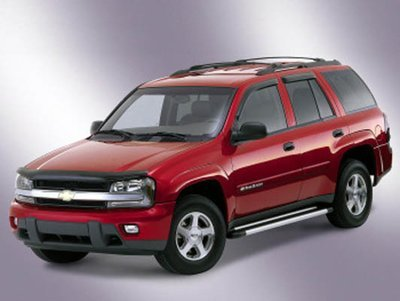 CHEVROLET Trailblazer 2001-2005
