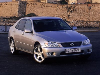 LEXUS IS300/200 (E10) 1999-2005