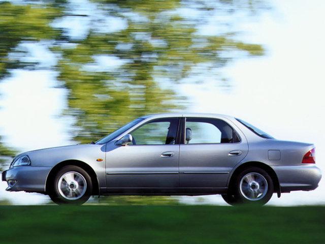 KIA Clarus (FE) 1996-2000