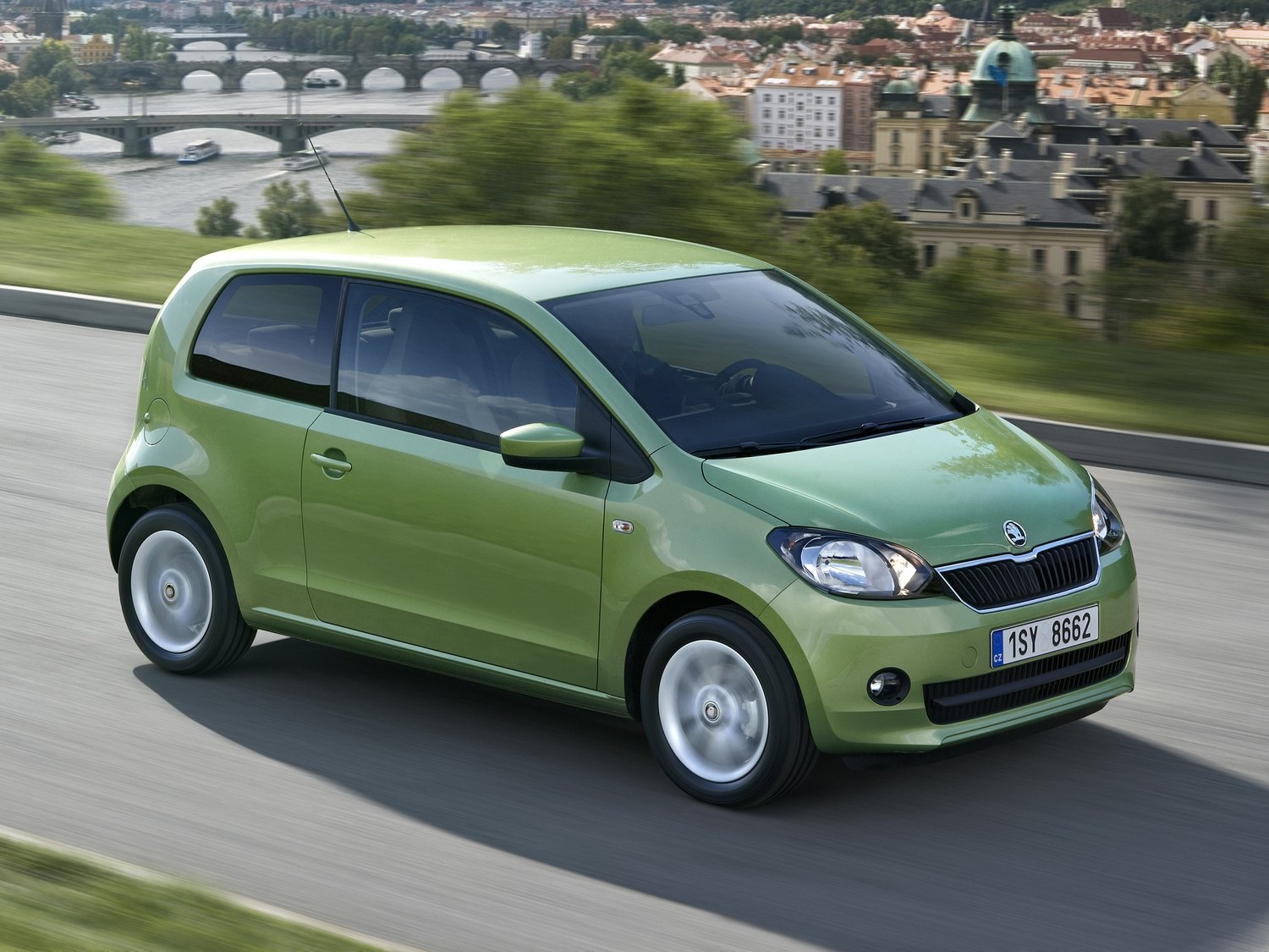 SKODA Citigo (NF) 2012- /WV Up! /SEAT Mii