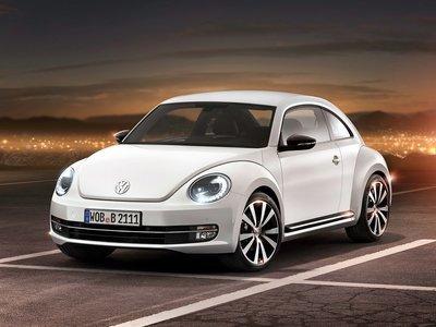 VOLKSWAGEN Beetle (5C1) 2011-