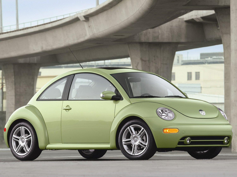 VOLKSWAGEN New Beetle (1C1) 1998-2010