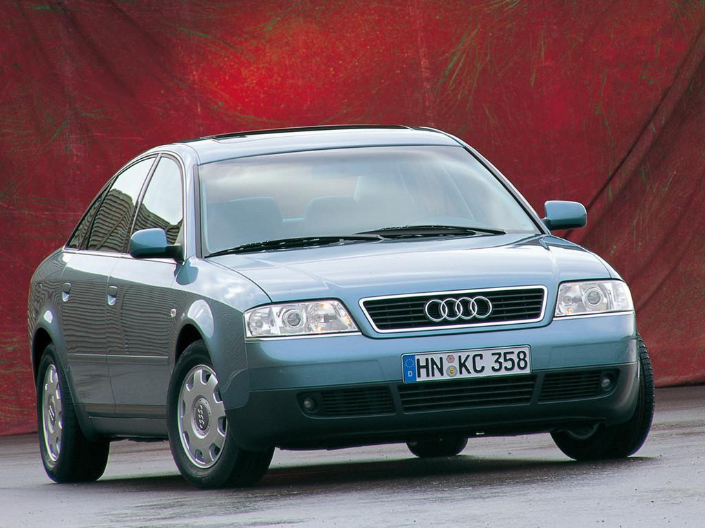 AUDI A6 (C5/4B) 1997-2001-2004