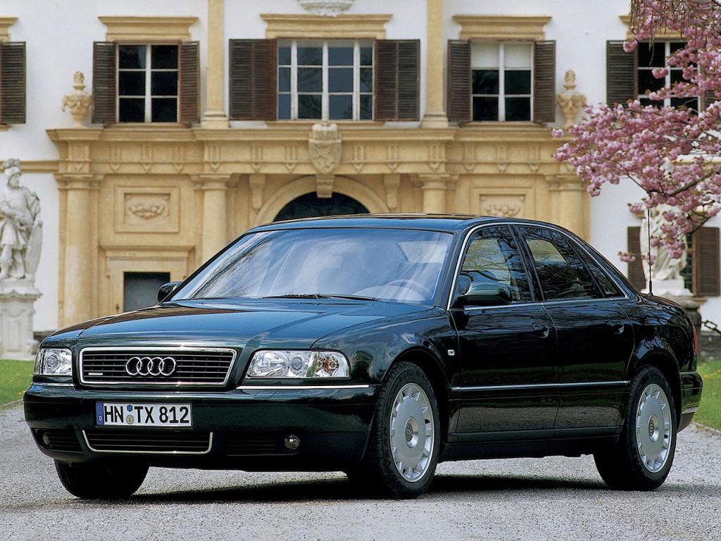 AUDI A8 (D2) 1994-2002