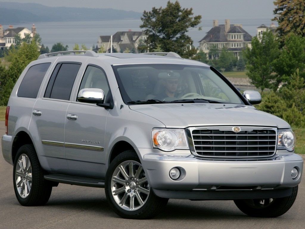 CHRYSLER Aspen, DODGE Durango 2006-2008
