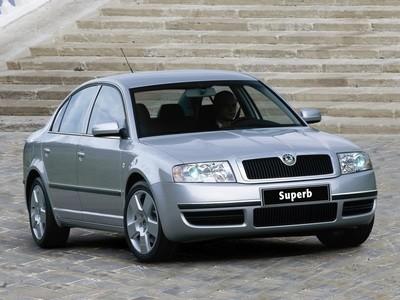 SKODA Superb I (3U) 2001-2008
