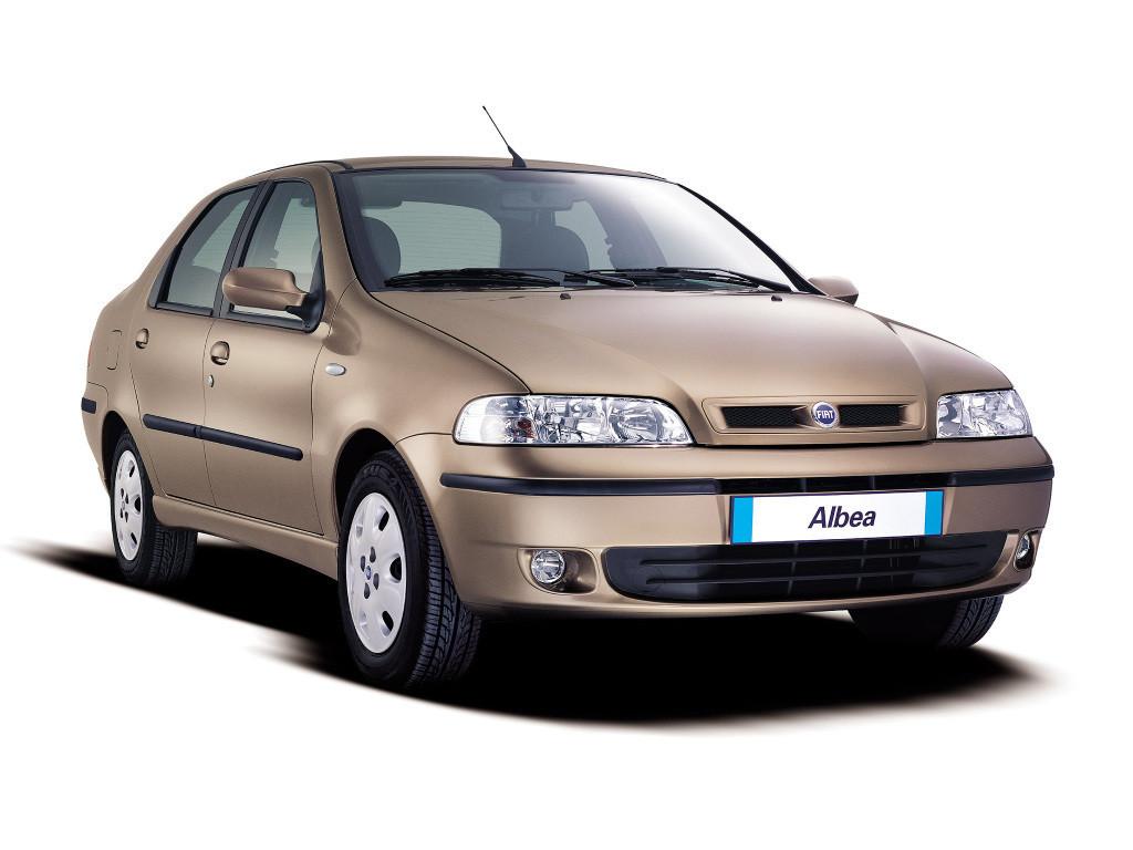 FIAT Albea 2001-2007