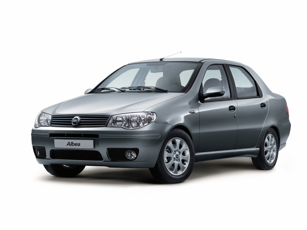 FIAT Albea 2005-2012