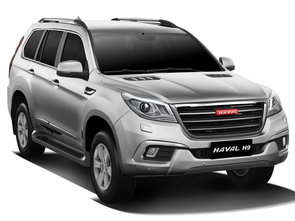 HAVAL H9 2014-