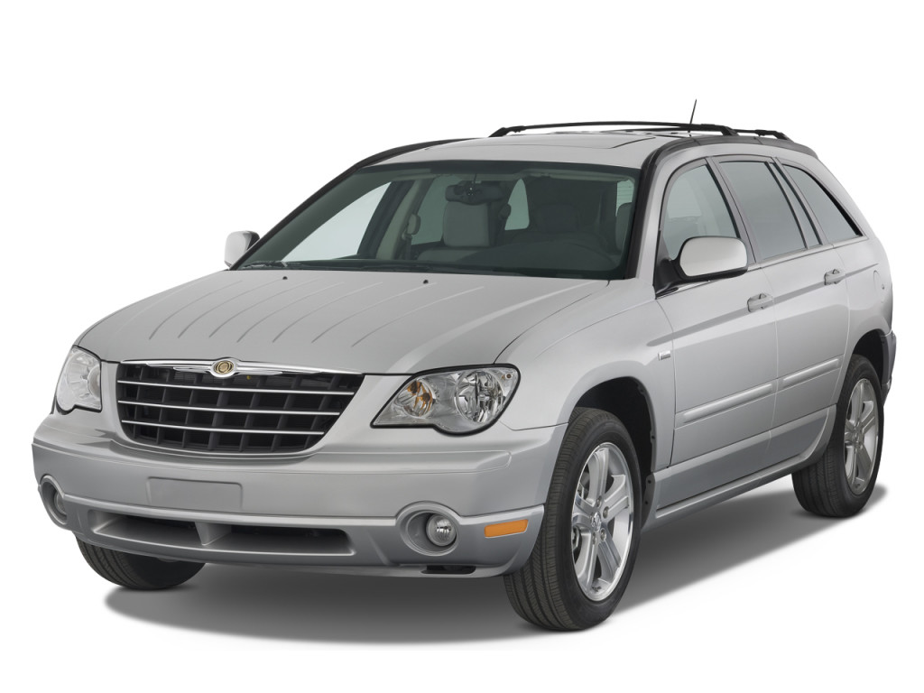 CHRYSLER Pacifica (CS) 2004-2008