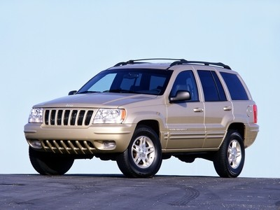 JEEP Grand Cherokee (WJ) 1999-2004