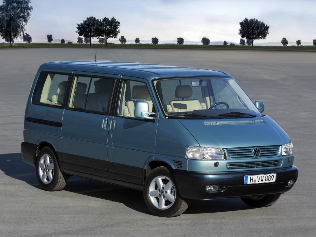 VOLKSWAGEN Transporter T4 1990-2003