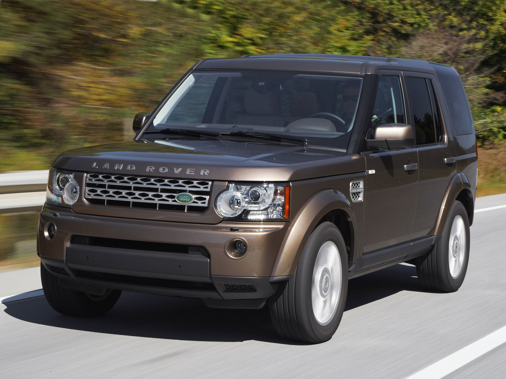 LAND ROVER Discovery 4 2009-