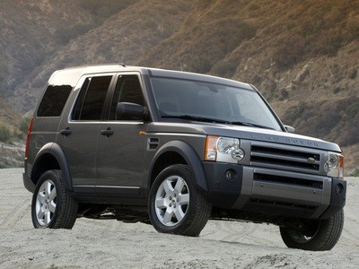 LAND ROVER Discovery 3 2004-2009