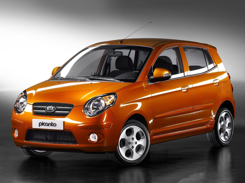 KIA Picanto (SA) 2004-2011