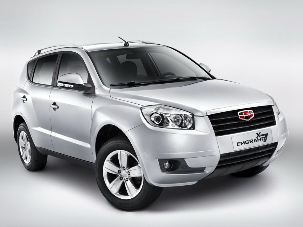 GEELY EMGRAND X7 2011-