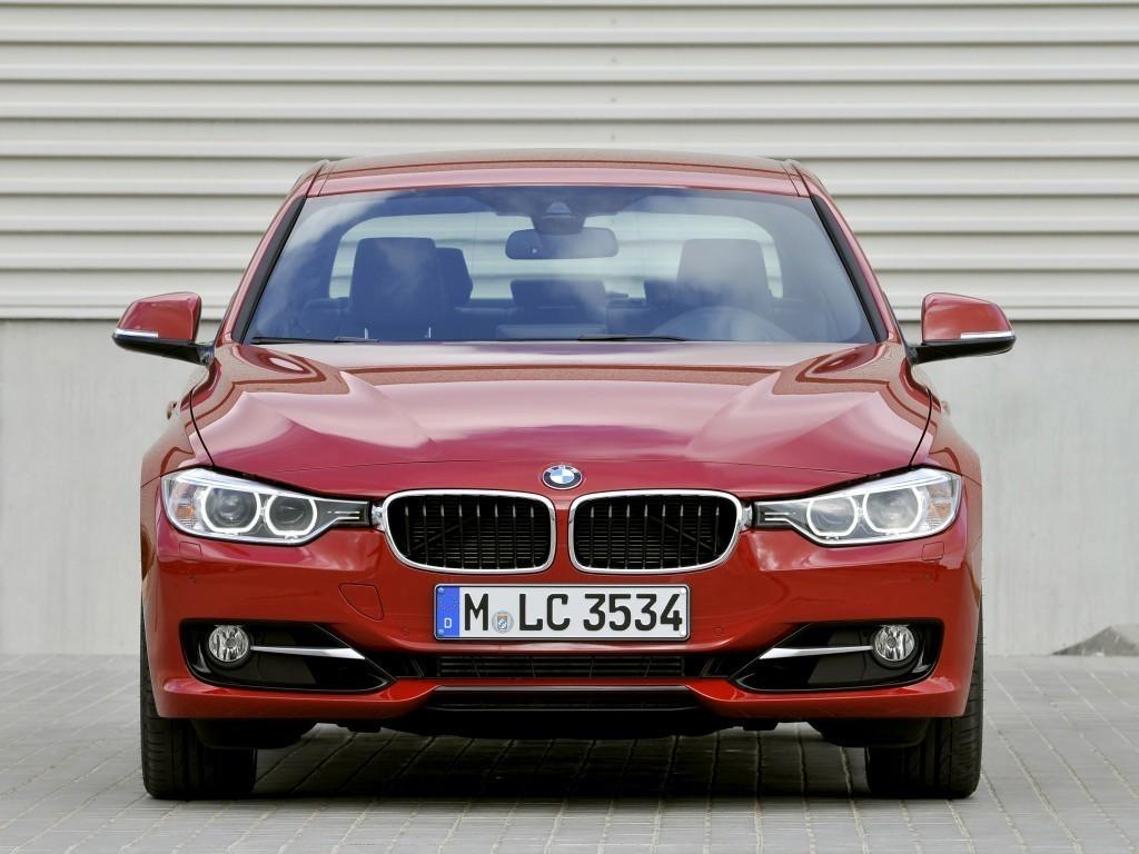 BMW 3 (F30) 2012-15-
