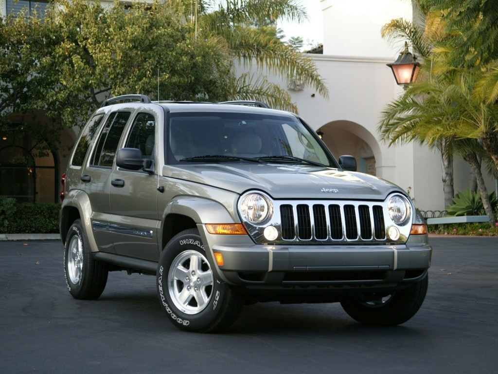 JEEP Cherokee/Liberty (KJ) 2002-2007