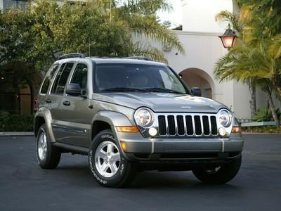 JEEP Cherokee/Liberty (KJ) 2002-2007