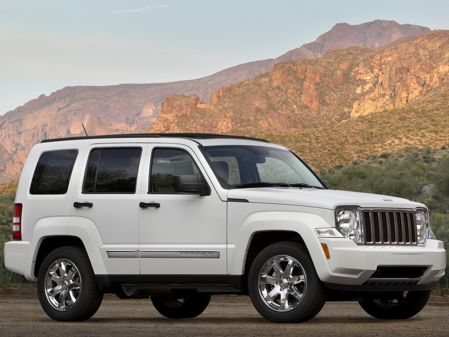 JEEP Cherokee/Liberty (KK) 2008-2012
