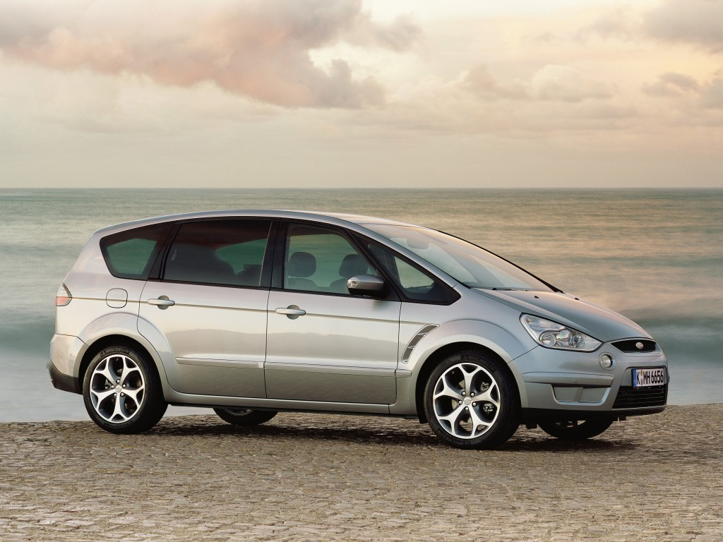 FORD S-MAX 2006-2015