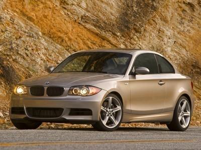 BMW 1 (E81, E82, E87, E88) 2004-2014