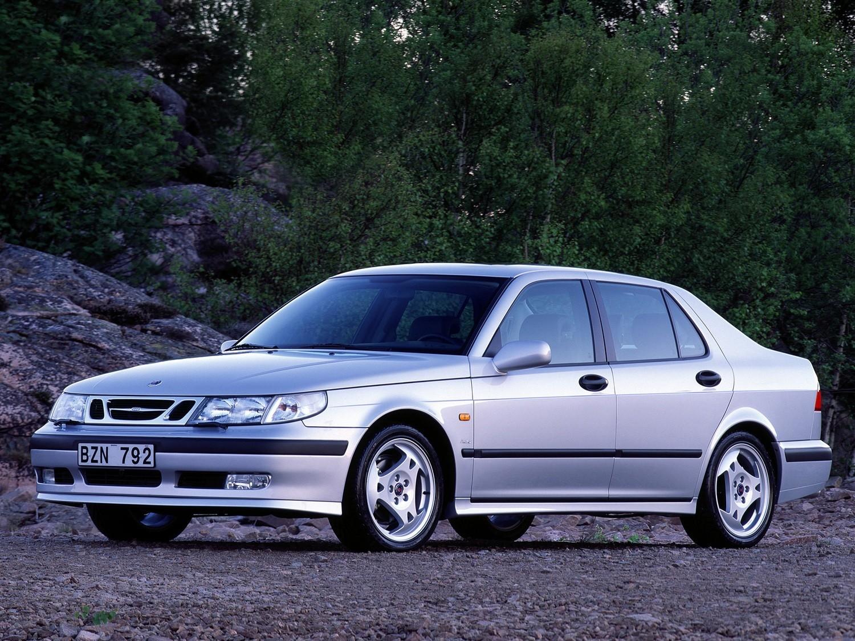 SAAB 9-5 1997-2005-2010