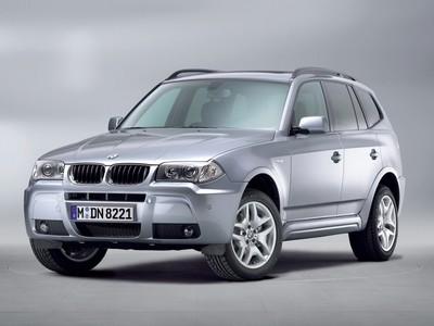 BMW X3 (E83) 2003-06-2010