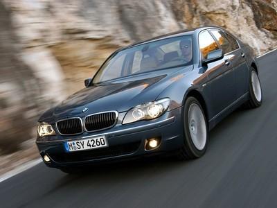 BMW 7 (E65, E66) 2001-05-2008