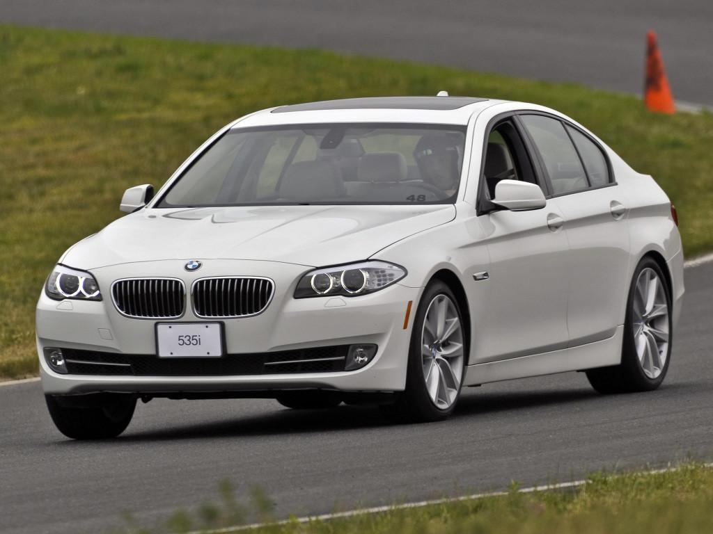 BMW 5 (F07, F10) 2010-13-