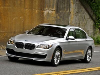 BMW 7 (F01, F02) 2008-12-2015
