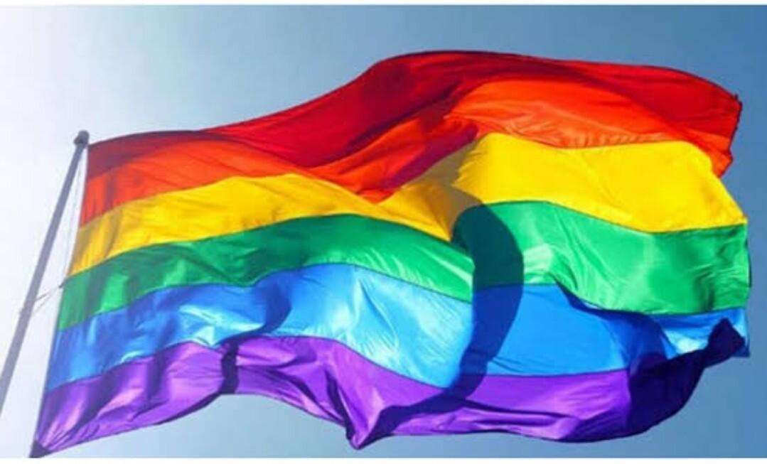 Flag Rainbow - Large 150x90cm (5x3Ft)
