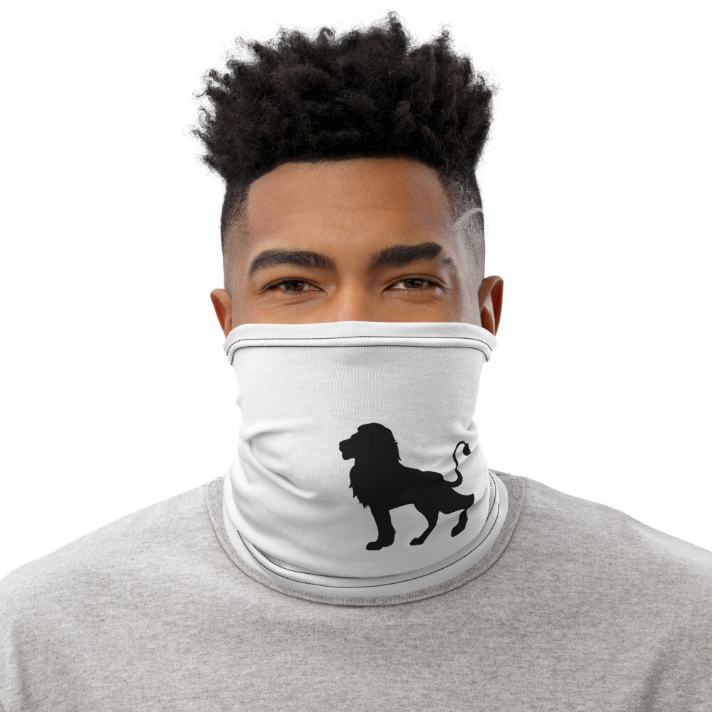 Face Cover & Neck Gaiter - Front Print