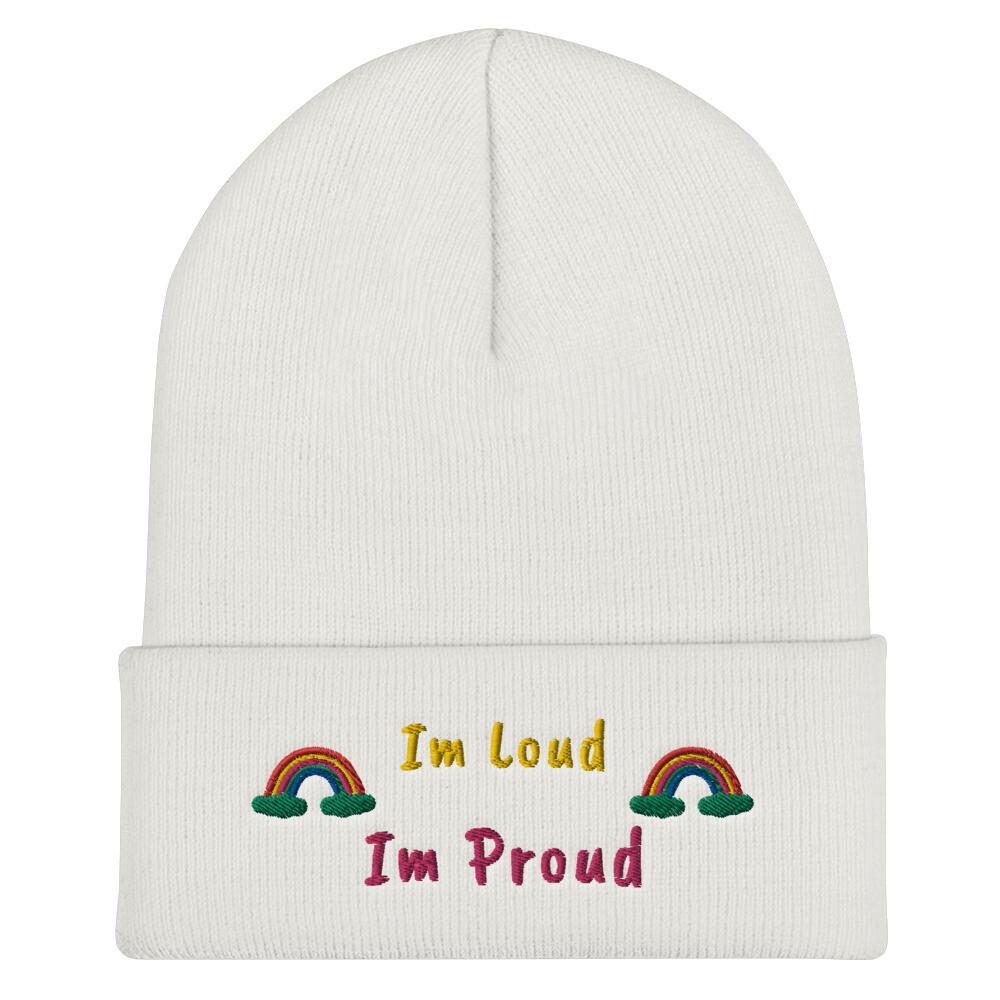 Beanie White - Im Loud Im Proud