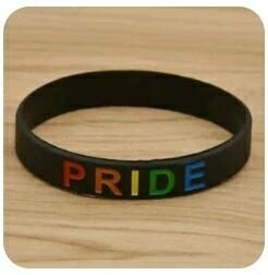 Pride Wrist Band - Free Shipping World Wide