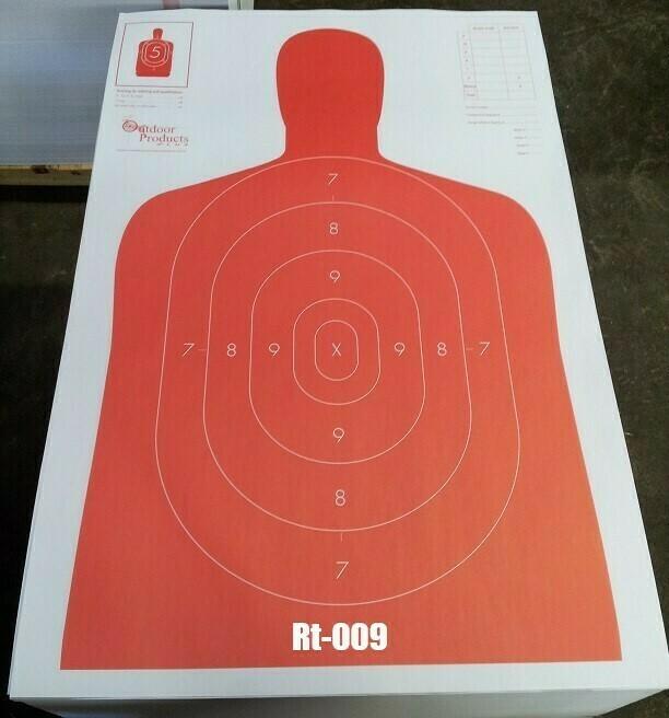 Large Format Targets